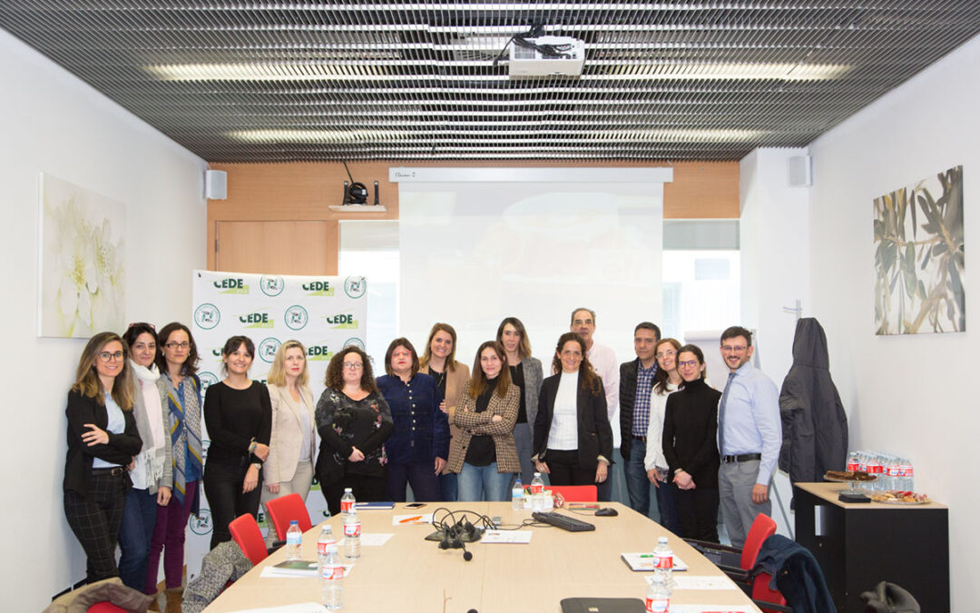 Cedered alberga el Foro EFR